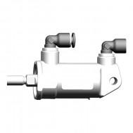 Pneumatic cylinder D25 H25
