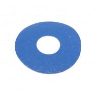 Suction disc weiss-blau